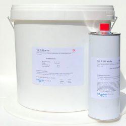 SG C-Sil condensatie siliconen 20 kg verpakking